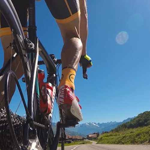 AlpCycles offer extreme Biking Holidays in the French Alps