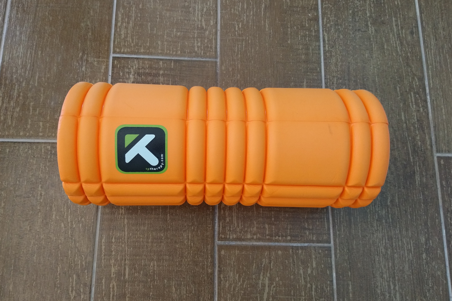 Foam Roller Work Out to Relieve Tension