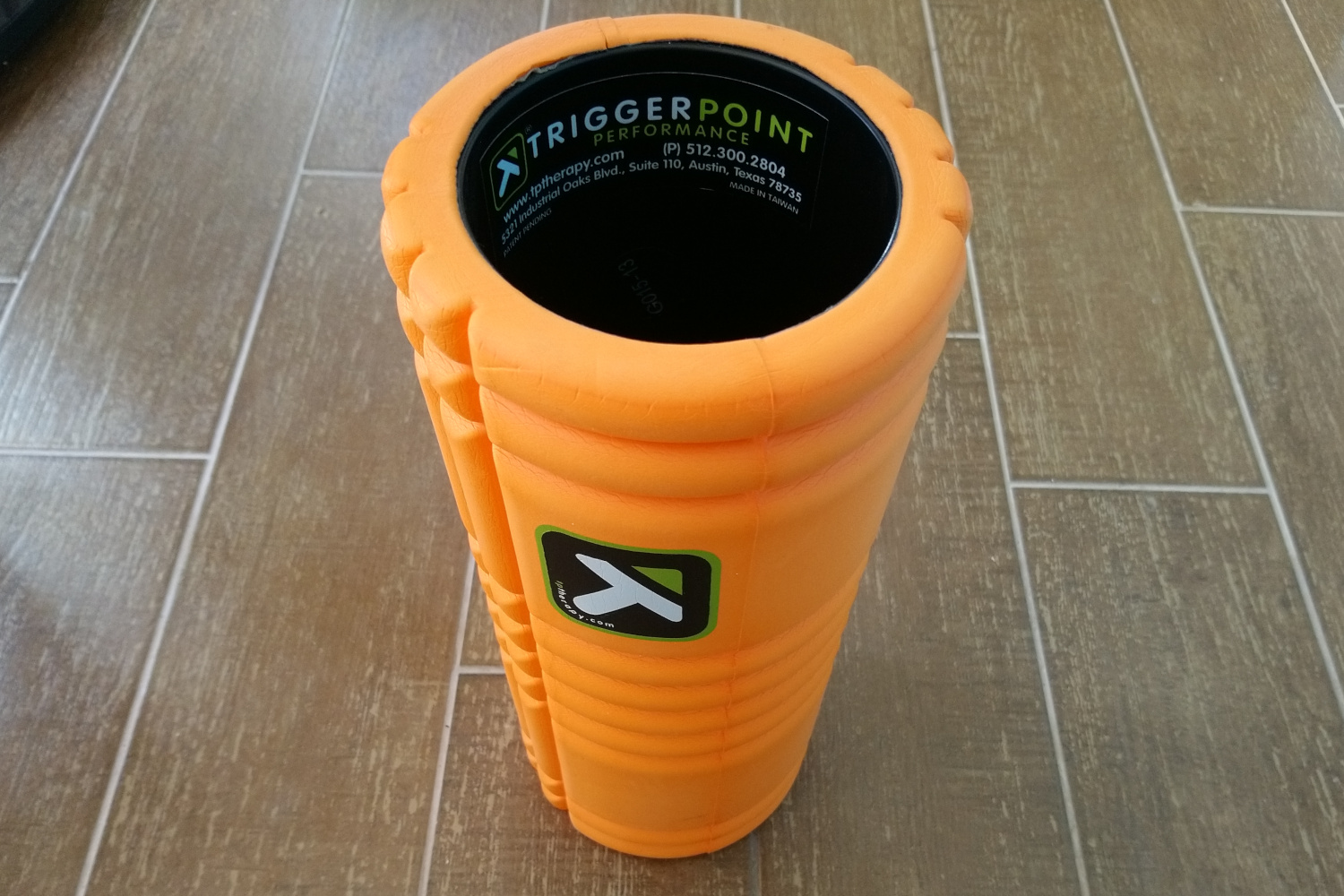 Andrew's Foam Roller from Trigger Point