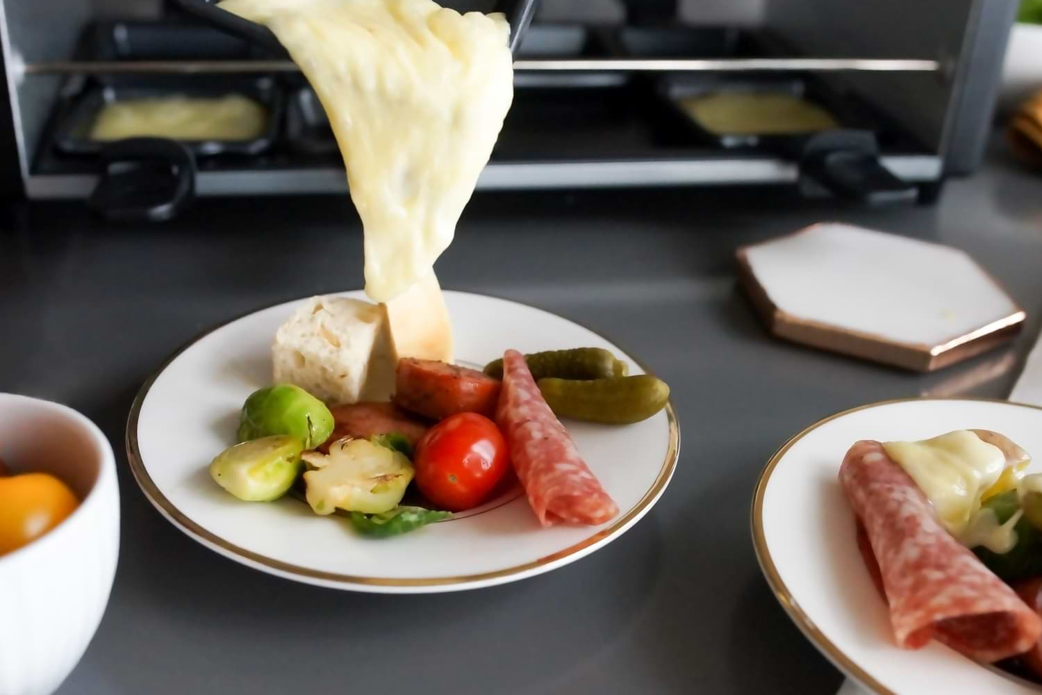 A Raclette Recipe for a French Dining Experience