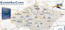 Salzburg Super Ski Card, the best option for skiing in Austria