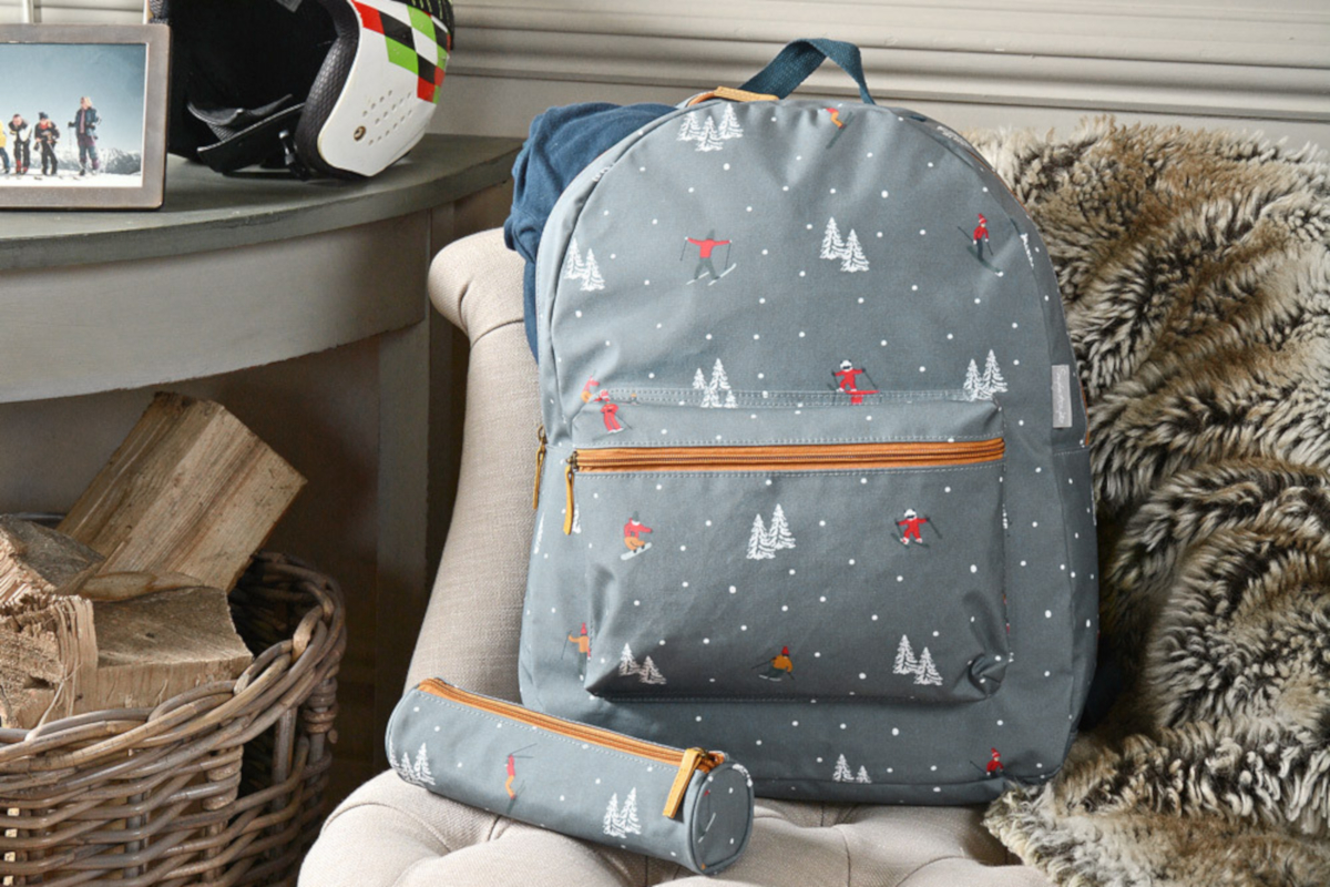 Skiing gifts from Sophie Allport